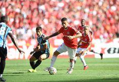 Internacional perdió 1-0 ante Gremio por las semifinales del Campeonato Gaúcho