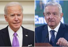 Biden habla con AMLO sobre el coronavirus y la migración: su primera conversación como jefes de Estado