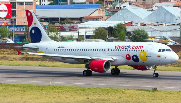 """La empresa aérea espera poner en marcha """"la tercera Viva Air"""" en un nuevo país de la región. (Foto: GEC)"""
