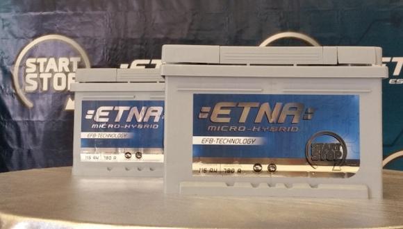Motorshow 2014: ETNA lanzó batería con sistema Start/Stop