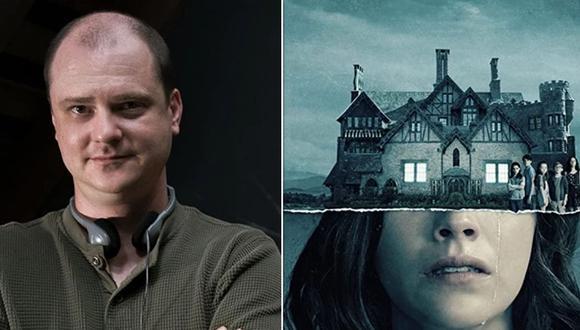Mike Flanagan es uno de los mejores directores de terror que trabajan en la actualidad (Foto: Netflix/AFP)