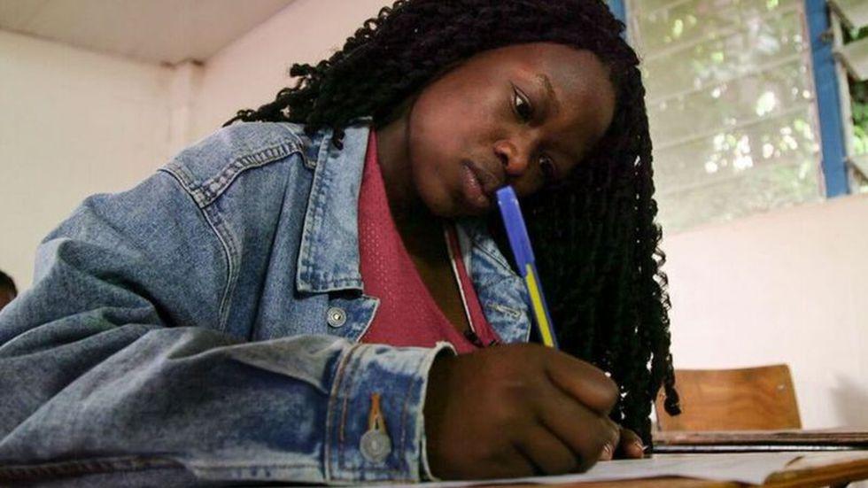 Jane tiene 20 años y es estudiante. (Foto: Nyasha Kadandara)