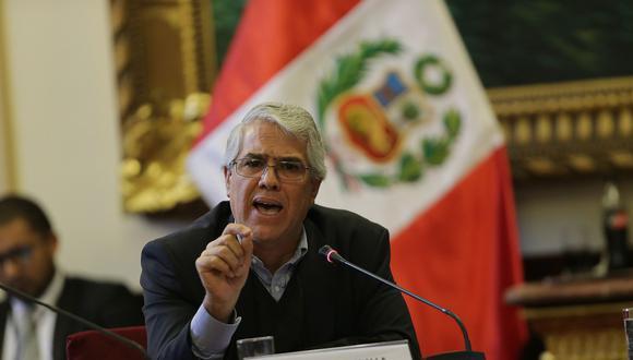 Gino Costa es uno de los firmantes de la carta enviada al Tribunal Constitucional. (Foto: GEC)