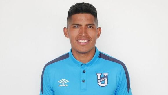 Bruno Vides se acerca Universitario de Deportes. (Foto: Instagram)