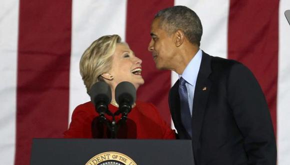 """Obama pide votar por una candidata """"extraordinaria"""""""