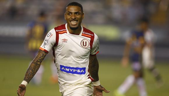 El atacante Alexi Gómez regresó de México, luego de jugar en el club Atlas y ahora sería prestado por Universitario a un club de la MLS. (Foto: USI)