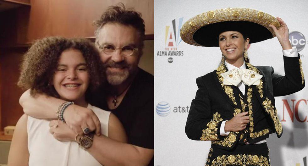 Lucerito Mijares, hija de Lucero y Manuel Mijares, cumplió 14 años. (Foto: Instagram)