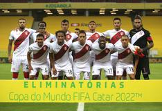 Selección peruana: ¿Cuántos puntos le hacen falta para pensar en el Mundial Qatar 2022?   INTERACTIVO