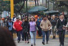 Clima en Lima: temperatura mínima de 13°C hoy sábado 15 de agosto, según el Senamhi