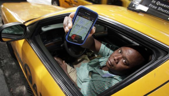 La fiebre de las apps para taxis