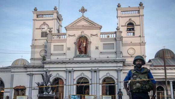 EI reivindicó las explosiones que mataron a 321 personas en Sri Lanka. Foto: Getty images, vía BBC Mundo