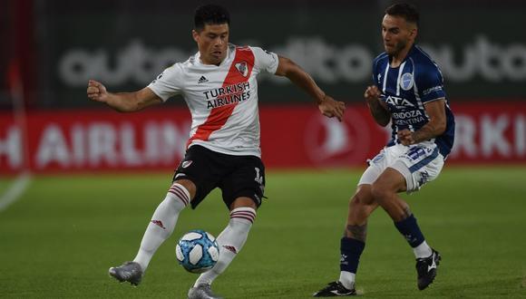 River Plate y Godoy Cruz se enfrentan por la Copa Diego Maradona. (Foto: Twitter @RiverPlate)