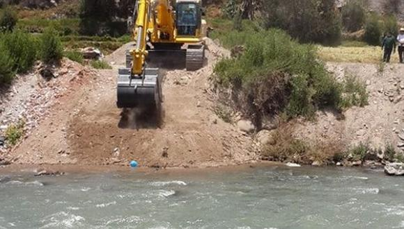 ANA inició campaña para recuperar flora y fauna del río Chili