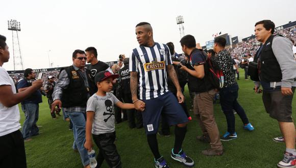 Jefferson Farfán regresa a Alianza Lima luego de 17 años   Foto: GEC