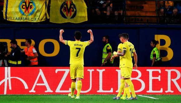 Real Madrid vs. Villarreal EN VIVO: Gerard Moreno marcó el 1-0 tras rebote de Thibaut Courtois   VIDEO. (Foto: AFP)