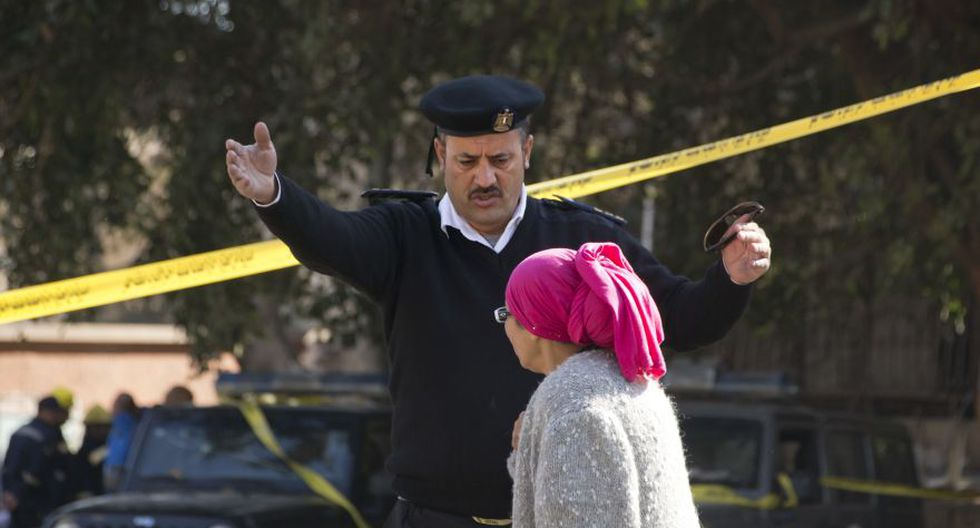 Egipto: Las imágenes del atentado que mató a seis policías - 5