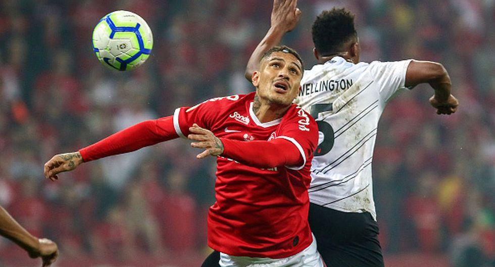 Paolo Guerrero es rumoreado para fichar por Boca Juniors. Sin embargo, el 9 tiene contrato con Internacional de Porto Alegre.