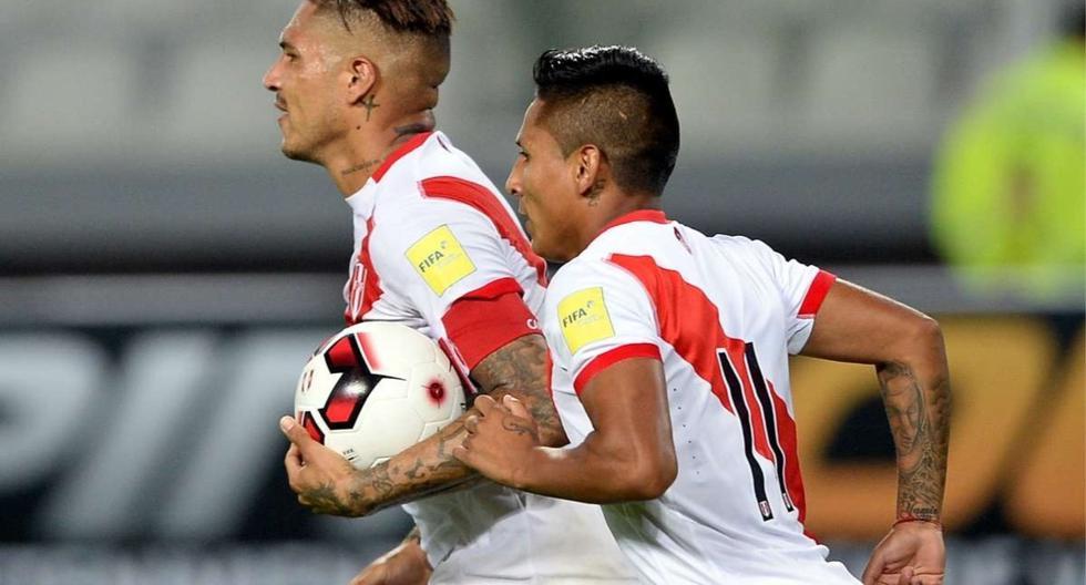 Paolo Guerrero y Raúl Ruidíaz son los dos delanteros disponibles para el partido ante Uruguay. (Foto: Agencias)