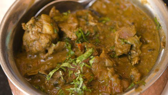 Pollo al curry. (Charles Haynes Flickr)
