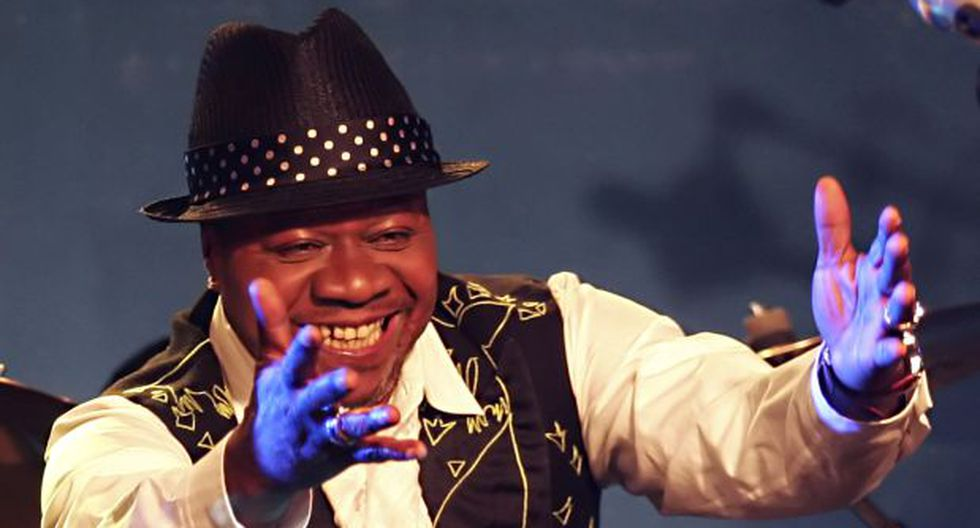 Papa Wemba murió en pleno concierto en Costa de Marfil