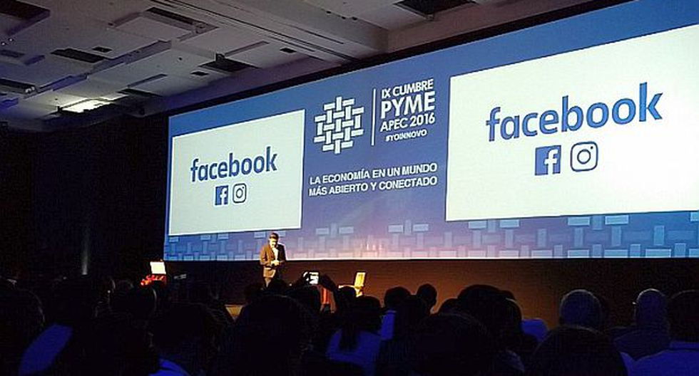 El 55% de peruanos accede a Facebook cada mes