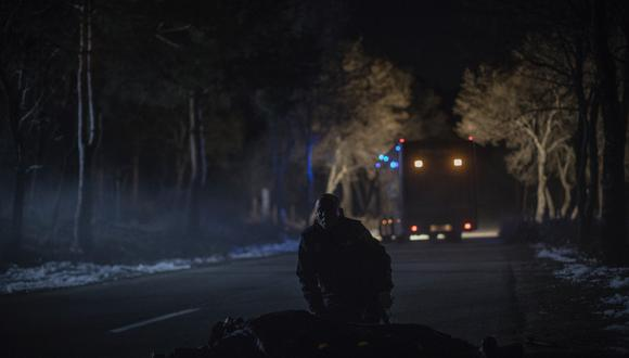 La película 'Bajocero' es dirigida por Lluís Quílez. (Foto: Netflix)