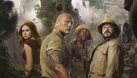"""""""Jumanji: The Next Level"""". (Foto: Sony Pictures)"""