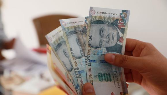 La Ley Nº 31171 autoriza a los trabajadores a disponer libremente del 100% de los depósitos por CTS que tengan acumulados en las entidades financieras. (Foto: Andina / Referencial)