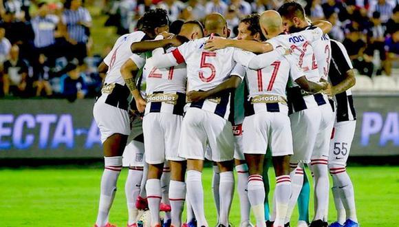 El directivo del Fondo Blanquiazul afirmó que están seguros que Alianza Lima se quedará en la Liga 1. Asimismo, indicó que irían al TAS en caso de ser necesario | Foto: Prensa Alianza Lima