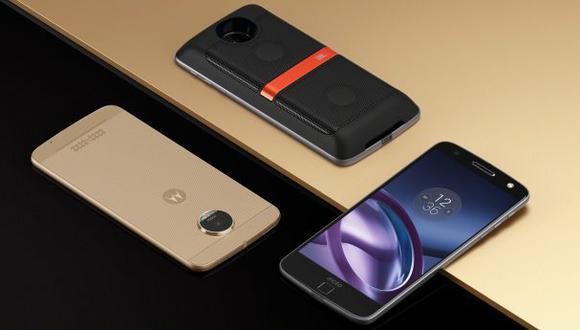 Moto Z, la nueva familia de smartphones de Lenovo