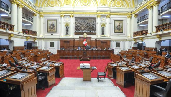 Titulares de Defensa e Interior serían citados para dar explicaciones en el Parlamento tras el ataque terrorista en el Vraem   Foto: Congreso de la República