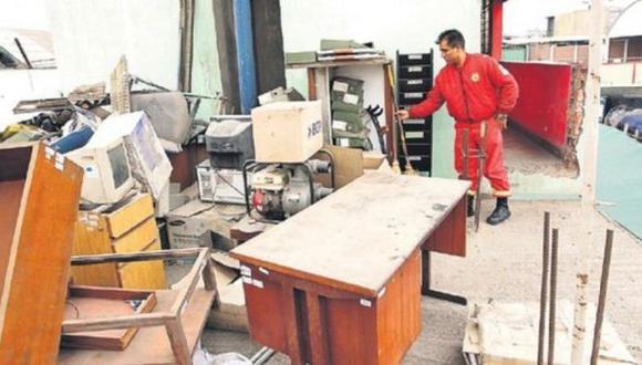 Bomberos de Ate serán reubicados por el municipio