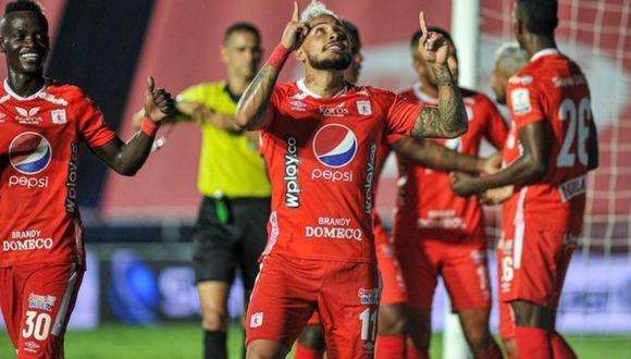 Liga BetPlay EN VIVO: programación y resultados del torneo colombiano 2021 | EN DIRECTO | Foto: América