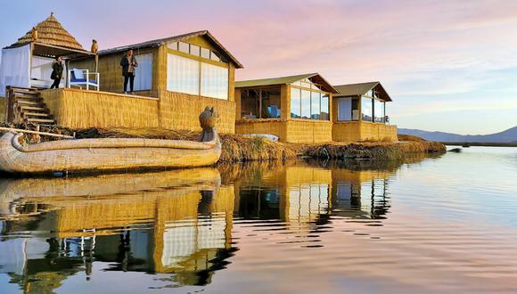 Si busca relajarse con la naturaleza, el lago Titicaca es una buena opción. (Foto: Titicaca Lodge Perú)
