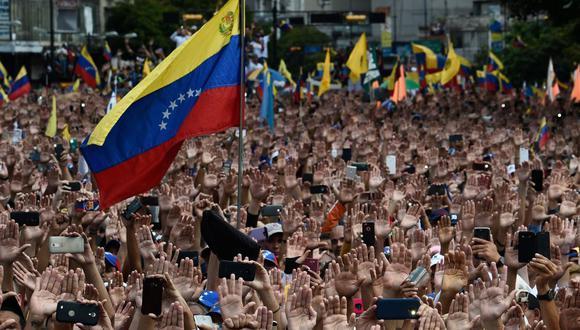 Venezuela. (Foto: AFP)