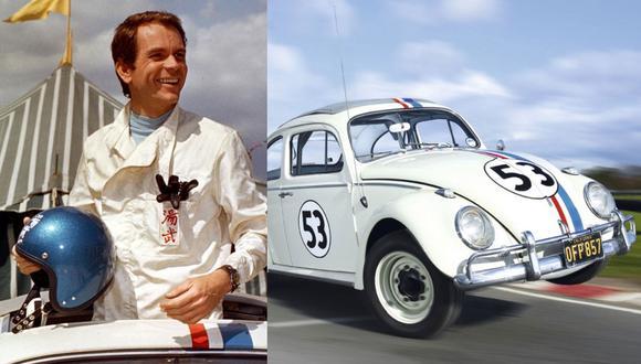 Murió Dean Jones, el recordado piloto de Herbie