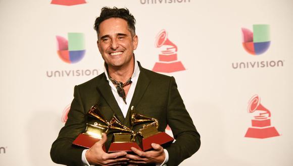 Jorge Drexler trabajó con artista urbano en nuevos temas para su próximo disco. (Foto: AFP)
