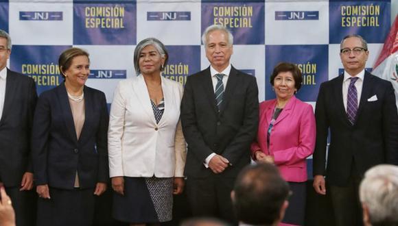 La Junta Nacional de Justicia tiene 45 días en funcionamiento y reemplazo al desactivado CNM (Foto: GEC)