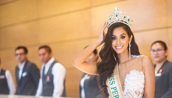 Camila Escribens no podrá representar a Perú en el Miss Supranational. (Foto: @camilaescribenss).