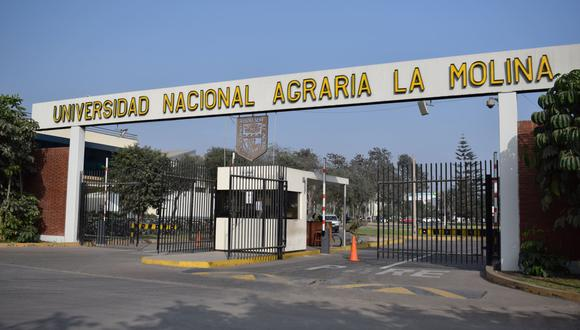 Examen de admisión de la Universidad Nacional Agraria La Molina será el 18 de abril de manera presencial. (Foto: UNALM)