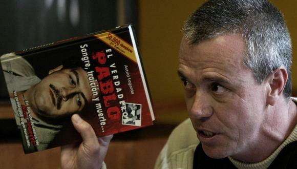 Colombia: Dictan nueva medida carcelaria para 'Popeye' por asesinato de Guillermo Cano. (Foto: AP)