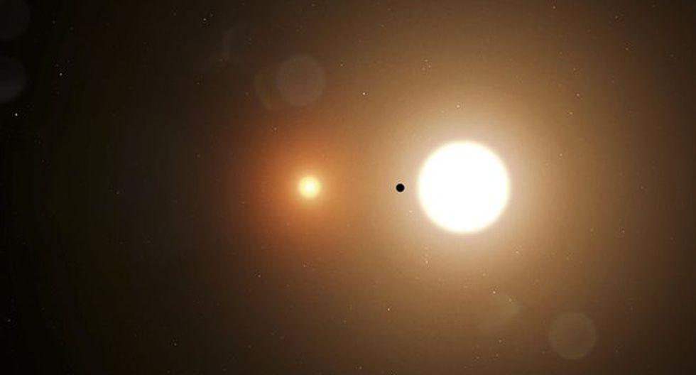 Un joven de 17 años fue vital para el descubrimiento de un planeta a 1.300 añoz luz de la Tierra.