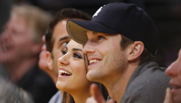 Ashton Kutcher y Mila Kunis se casaron en secreto