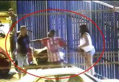 La Victoria: ordenan prisión preventiva para sujeto que intentó quemar a su pareja