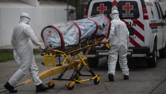 Coronavirus en México | Últimas noticias | Último minuto: reporte de infectados y muertos hoy, martes 29 de diciembre del 2020 | Covid-19 (PEDRO PARDO / AFP).