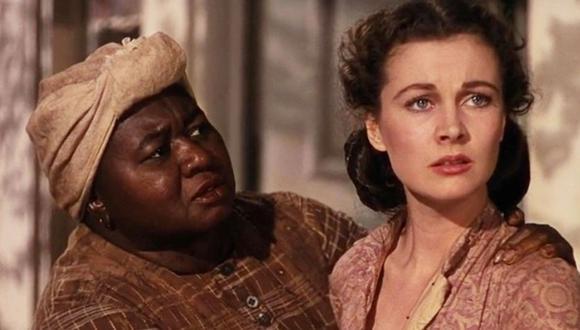 """""""Lo que el viento se llevó"""" ganó ocho premios Oscar en 1940 (Foto: Metro Goldwyn Mayer)"""