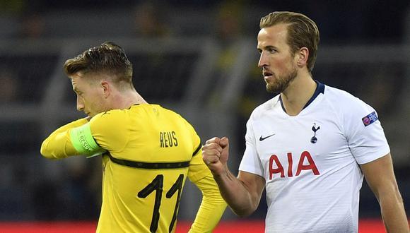 Borussia Dortmund perdió por la mínima diferencia ante Tottenham, por la revancha de octavos de final de Champions League. En el global, los Spurs triunfaron por 4-0