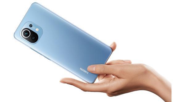 Xiaomi Mi 11. (Difusión)
