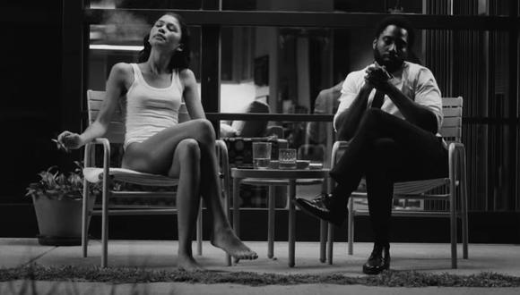 Malcolm & Marie se estrena este 5 de febrero. La película fue grabada en dos semanas y vendida en 30 millones de dólares a Netflix. (Foto: Netflix)