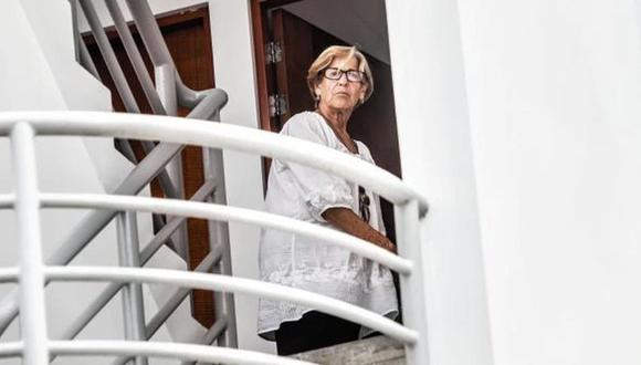 Susana Villarán afrontará las investigaciones en su contra bajo arresto domiciliario (foto: GEC)